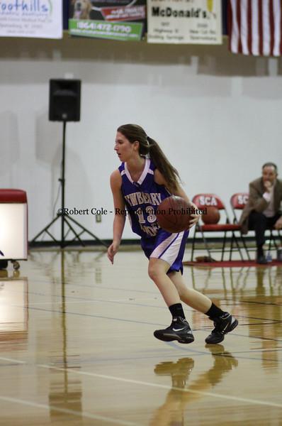 2012-13 Newberry Academy Varsity Girls Basketball