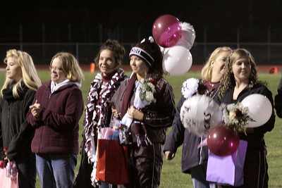 2012 HCHS SENIOR NIGHT