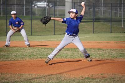 2017 PCLL 9-10 Baseball Cubs vs Mets