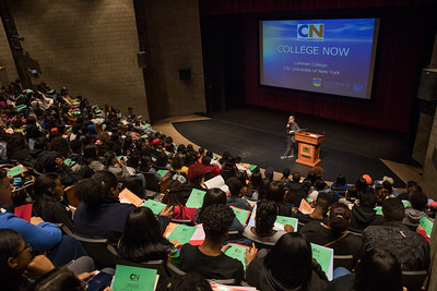 LS 182-2019 College Now New Student Orientation Fall 2019