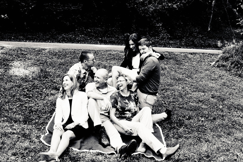 Block family photos