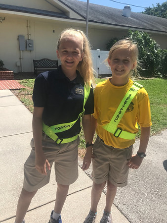 Safety Patrol- training week