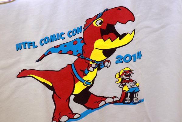 COMIC CON - JULY 12, 2014