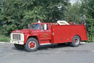 PLATTEVILLE FIRE DEPARTMENT
