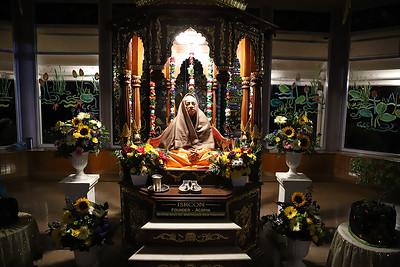 Sri Gaura Purnima Mangal Arati 2019