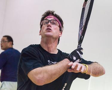 Men's Singles Elite Semis Benjamin Odom over Cary Stancil
