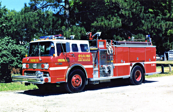 Salina Fire Protection District