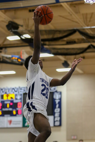2019-01-23 -- Twinsburg Boys Junior Varsity Basketball vs Solon Junior Varsity Basketball