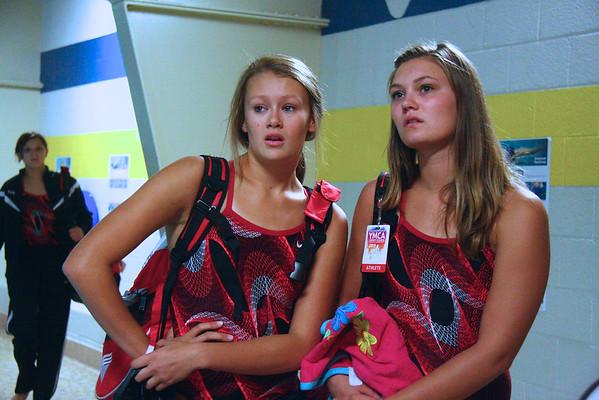 2014 Women's Swimming
