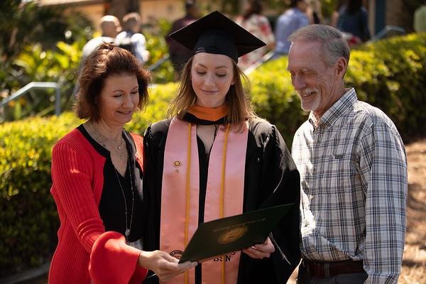 Allison Graduation 2018