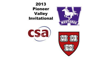 2013 Pioneer Valley Invitational Videos