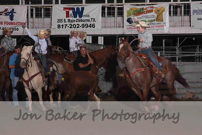 Day 2 - Team Roping
