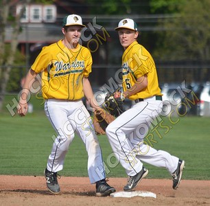 King Philip - North Quincy Baseball 5-12-16