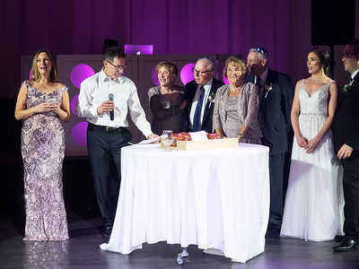 Arielle and Dany's  Wedding, The Party,  March 10, 2019