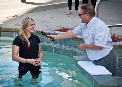 Baptism - Nov 16, 2014