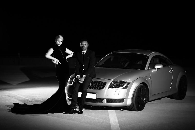 Audi Shoot