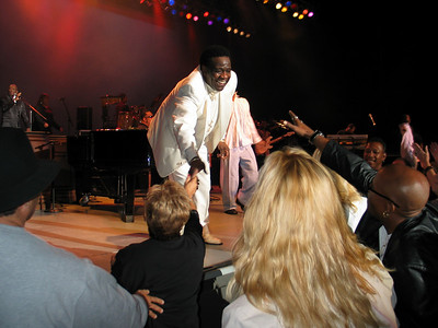 Al Green 040731 (Greek Theater)