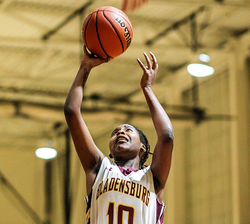 High School Girls Basketball: Crossland vs. Bladensburg