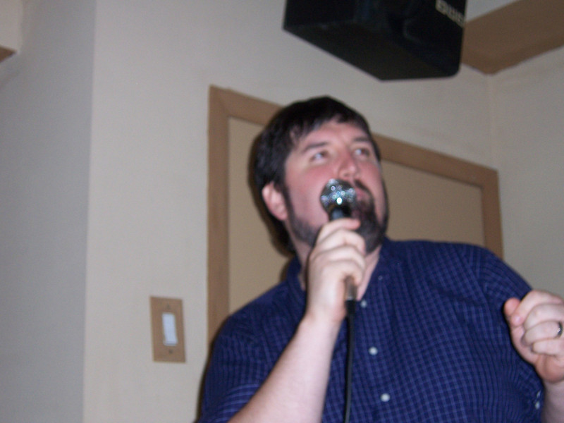 The next American Idol.  Um...no.