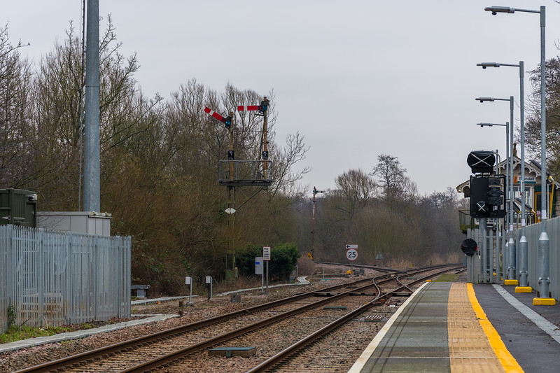 BL5 & BL7 signals, with BL33 in the background