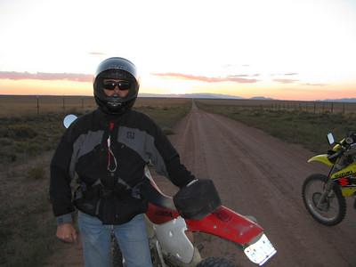 Pecos-Elk Mtn.-Glorieta Baldy DS Ride  9-25-08