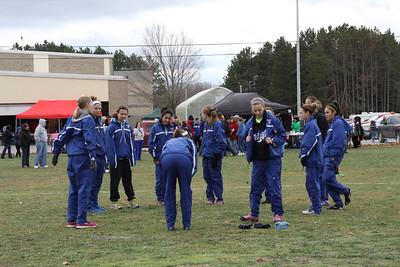 Benzie Regional Division 2 Girls