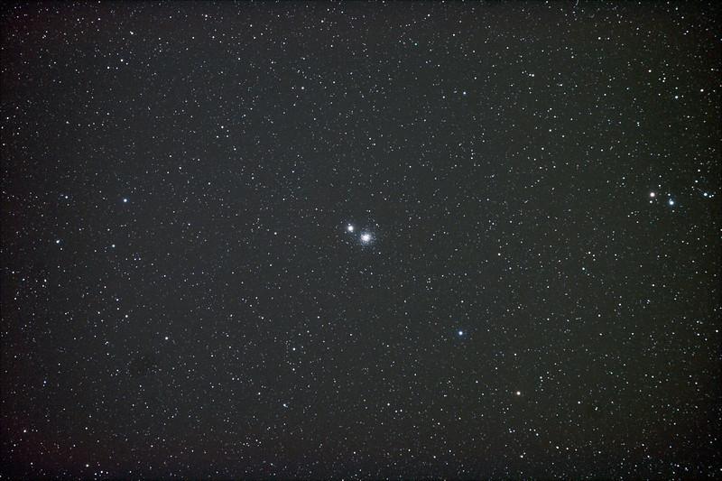 Messier M3 - NGC5272 - Globular Cluster - 6/6/2011 (Processed stack)