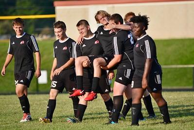 RHS Boys Soccer vs Loudonville