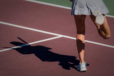 2021-Feb-07 NCAA Women's Tennis | Texas A&M Aggies v Baylor Bears