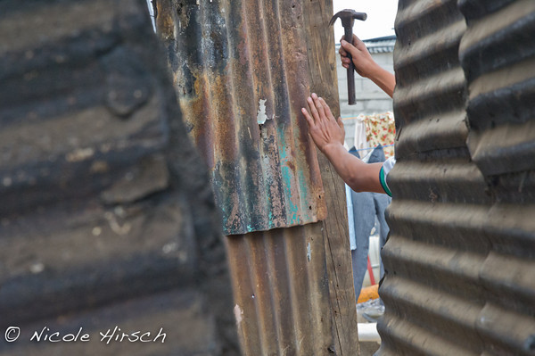 Guatemala: Building Sandra A Home 03-2012