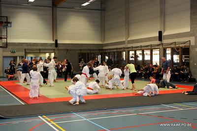 20131214 Familiedag Aikijujutsu in Molenslop