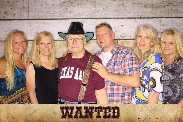 """Uncle Ted's """"Cowboy Birthday""""!"""