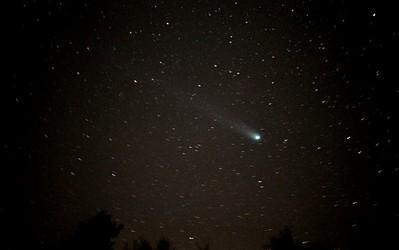 Comet Hyakutake 1996