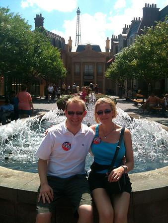 """Walt Disney World"" before Sandals & our 2 Eastern Caribbean Cruises- August/September, 2010"