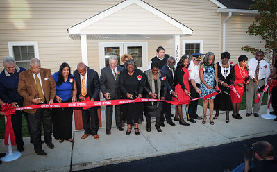 Darby Borough Ribbon Cutting Ceremony