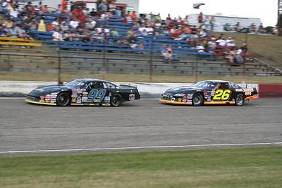 7_5_2008 100 lap ASA Kwik Trip Midwest Tour _ Dan Fredrickson wins