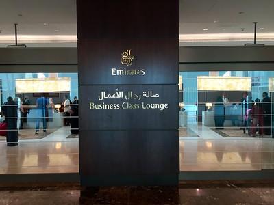Emirates FRA to CCU 2016