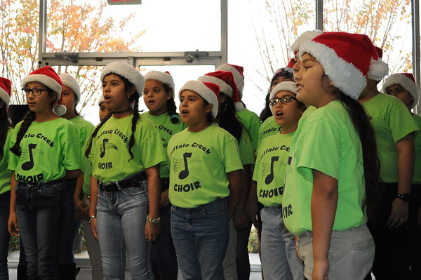 Buffalo Creek Choir