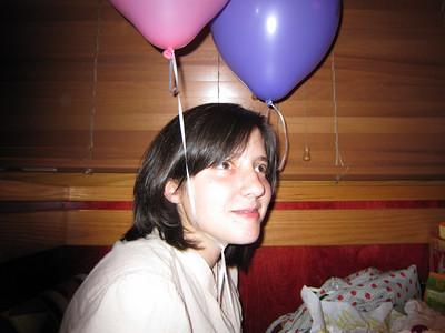 Erin and Michelle's Birthdays