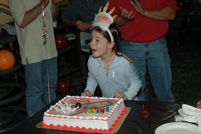 Kylie's 9th Birthday
