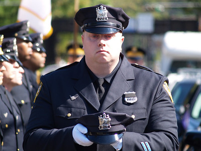 Belleville, NJ Police Officer Kenneth Santucci
