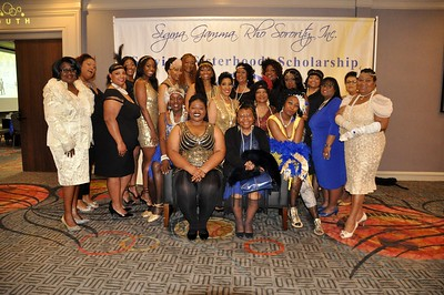 34rd Annual Scholarship Gala  'An Evening of Soul Fusion' May 4, 2019
