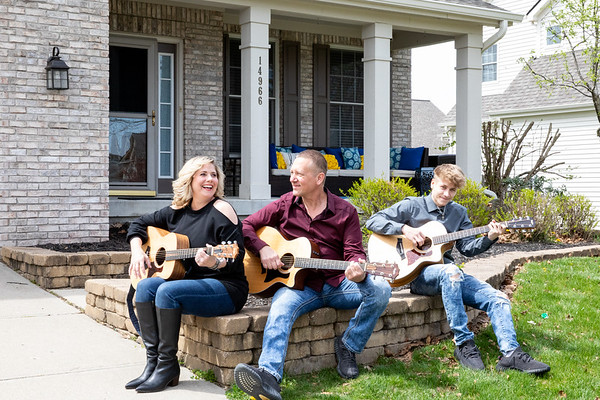 King Family - Front Porch Session