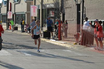5K Finishers - 2014 Oak Apple Run
