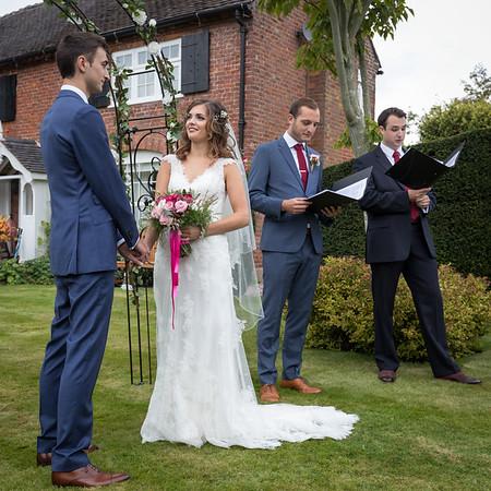 Tom and Rachel's Wedding