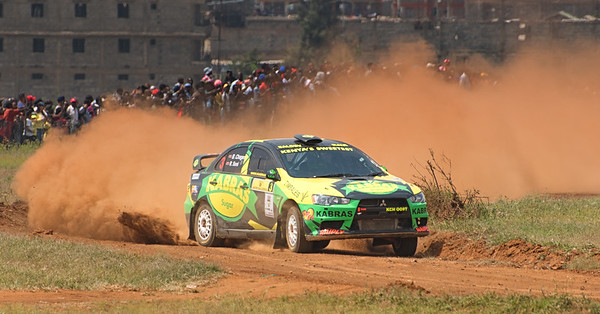 Safari Rally Kenya 2019