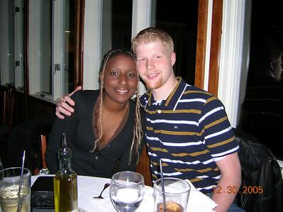 Chris and Shayla: January 2006
