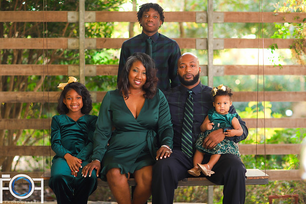 Baham Family Portraits 2020