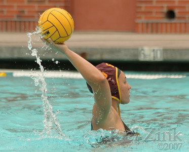 Womens vs. Arizona State 2007