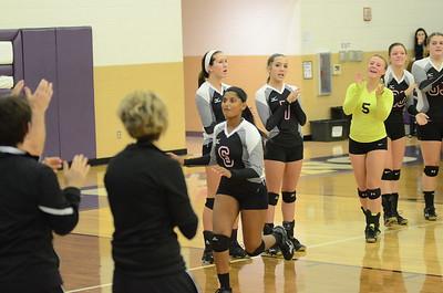 Volleyball vs. Huntington